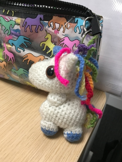 marvin-unicorn-keyring