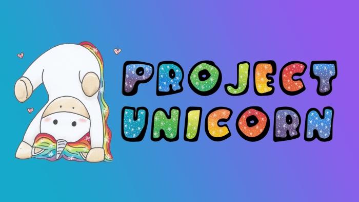 Project Unicorn is onYouTube!