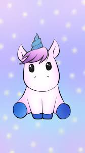 Unicorn kawaii